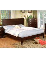 furniture of america cm7910n crystal lake transitional brown