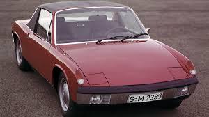 classic porsche 914 worst sports cars porsche 914