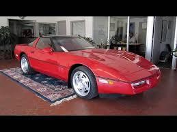 1990 corvette review 1990 chevrolet corvette zr1 start up exhaust in depth review