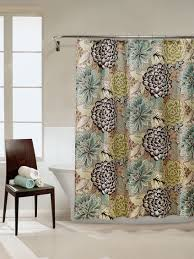 Home Classics Shower Curtain Zenna Home 9921908401 Reiko Shower Curtain Fabric Zenith Home