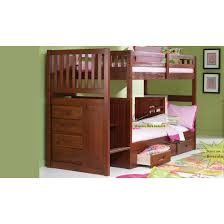 Bunk Beds With Stairs Bedroom Stair Bunk Beds Bunk Beds Full Over Full Full Over