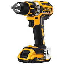 ofertas en black friday home depot dewalt dck281d2 20v max xr lithium ion brushless compact drill