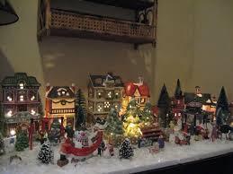 christmas villages tiny christmas southern hospitality