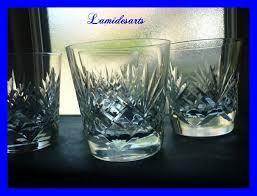 louis bicchieri bicchieri di whisky in cristallo louis massenet