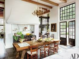 Rustic Kitchen Ideas by 29 Rustic Kitchen Ideas You U0027ll Want To Copy Architectural Digest