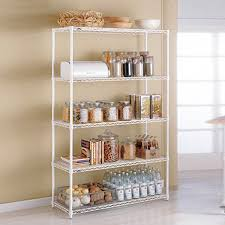 kitchenshelves com metal kitchen shelves intermetro kitchen shelves the container