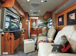 Motor Home Interiors Next Exit Idle Ramblings From The Road Rv Magazine