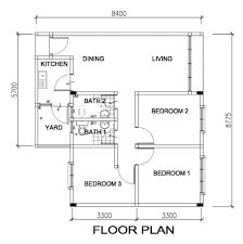 Kfc Floor Plan by Uni Residences Tzel Group