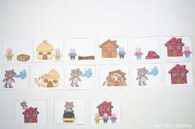 pigs printable pack fun mama