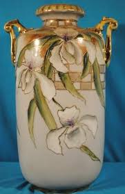 Nippon Hand Painted Vase 539 Best Nippon Nostalgia Images On Pinterest China Painting