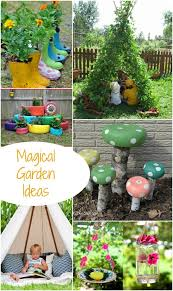 Diy Garden Ideas Magical Garden Inspiration Great Diy Garden Ideas Owl