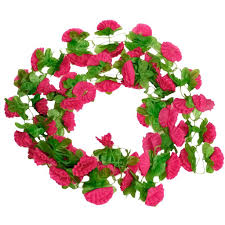 Artificial Flower Decorations For Home Amazon Com Artificial Garland Silk Flower Vine For Home Wedding