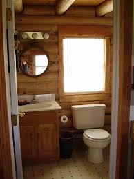 Rustic Bathroom Ideas Pictures Simple Simple Log Cabin Bathroom Decor Rustic And Log Cabin