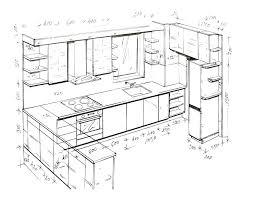 plan de cuisine sur mesure faire plan cuisine plan cuisine sur