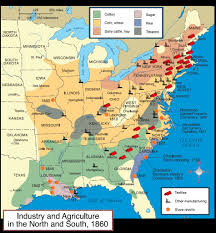 America North And South Map by Us History Maps