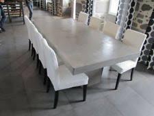 gartentische aus beton ebay