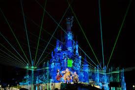 Beautiful Lighting 20 Incredible Disneyland Paris Night Pictures And Images