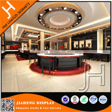 Jewelry Shop Decoration 2016 Luxury Brand Modern Jewelry Shop Decoration For Fancy Shop
