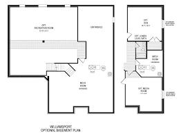single family home floor plans winchester homes poplar run single family homes williamsport