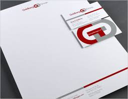 sample company letterhead template 10 download in psd ai