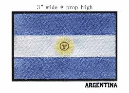 online buy wholesale argentina flag patch from china argentina