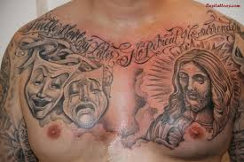 gangster chest best ideas gallery 50 fantastic gangsta tattoos