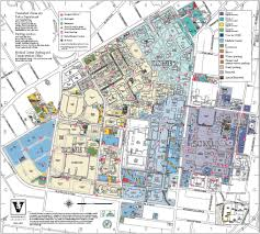 Map O Parking Maps Maps Parking Services Vanderbilt University