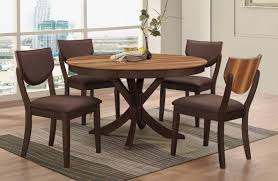 Dining Room Sets 4 Chairs 15 Best Ideas Of Round Design Dining Room Tables Sets