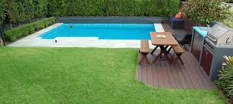 Backyard Swimming Pools Backyard With Swimming Pool Home Design U0026 Interior Design