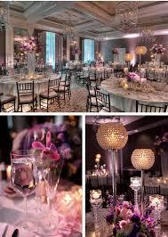 centerpieces for wedding reception the wedding reception candlelight centerpieces