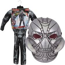 ultron costume wholesale ultron chest costume ages 3 4 item 25435