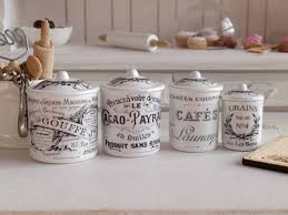 metal canisters kitchen dollhouse miniature vintage kitchen metal canisters