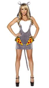 now you can dress up as subway pizza rat for halloween ny