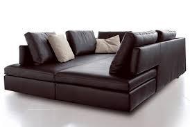 Small Brown Leather Corner Sofa Dadka U2013 Modern Home Decor And Space Saving Furniture For Small
