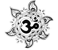 lotus and om tattoo design photos pictures and sketches