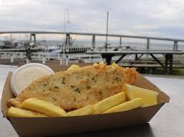fish and chips food and wine victoria australia