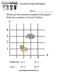 free kindergarten graphs worksheets analyzing graphs and