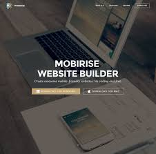 best free best free website builder mobirise v3 review