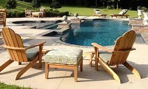 Pool And Patio Furniture Client Portfolio Country Casual Teak