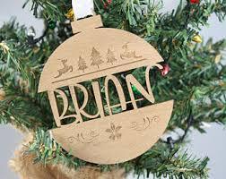 laser engraved ornament etsy