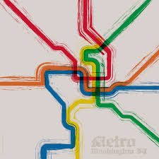 Metro Map Washington Dc Cool Graphic Posters Of Train Maps London Tube Dc Metro Boston