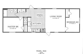 Bedroom Floor Planner by 2 Bedroom Floor Plan C 9001 Hawks Homes Manufactured U0026 Modular