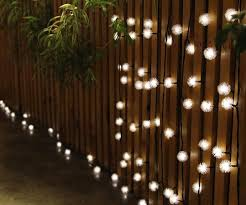 solar string lights powered led string lights