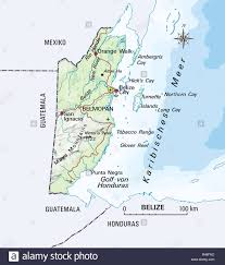 Central America Map by Map Of Honduras Honduras Regions Rough Guides Rough Guides