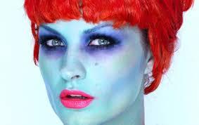 halloween beetlejuice u0027miss argentina u0027 makeup tutorial youtube