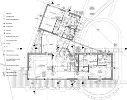 Floor Plan Detail Drawing Process Malcolmson Architects