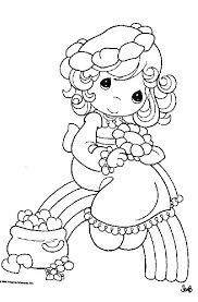 lovely precious moments wedding coloring pages 5103 precious