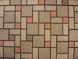 mid century bathroom tile pink cabinet hardware room mid