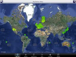 Fukushima Radiation Map Apingo Support