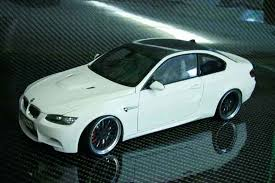 bmw m3 miniature bmw m3 e92 alpine weiss carbon kyosho diecast model car 1 18 buy